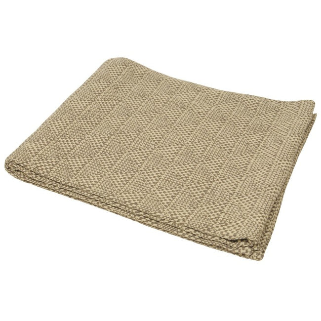 Front - Riva Home Pyramid Cotton Throw