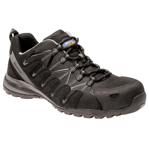 Front - Dickies Mens Tiber Super Safety Trainers / Footwear