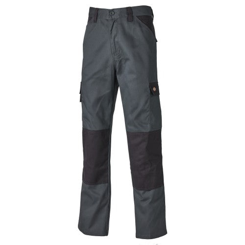 Front - Dickies Mens Everyday Durable Cargo Pocket Work Trousers