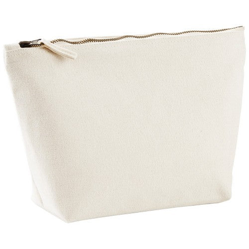 Front - Westford Mill Canvas Accessory Bag