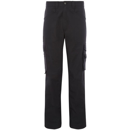 Front - Alexandra Mens Tungsten Service Trousers