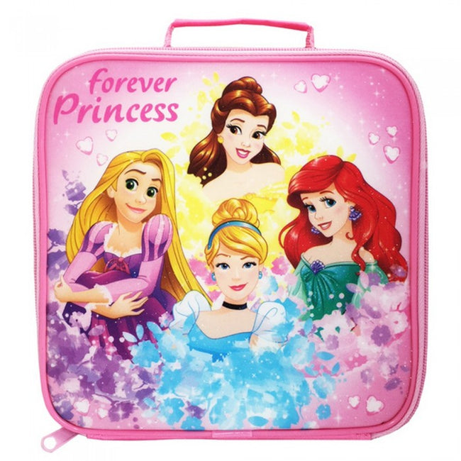 Front - Disney Princess Lunch Bag