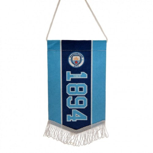 Front - Manchester City FC Since Mini Pennant