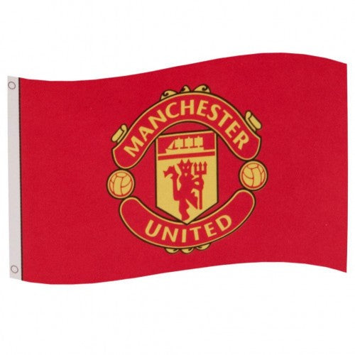 Front - Manchester United FC Flag