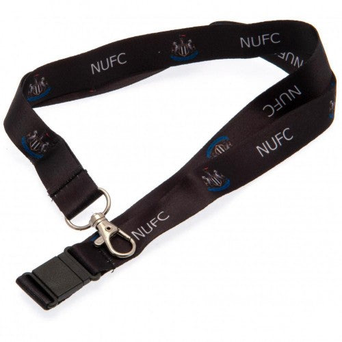 Front - Newcastle United FC Lanyard
