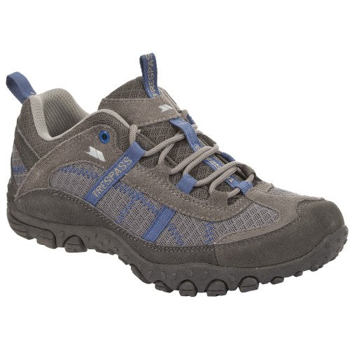 Front - Trespass Womens/Ladies Fell Lightweight Walking Shoes
