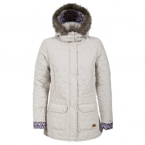 Front - Trespass Womens/Ladies Jenna Casual Padded Jacket