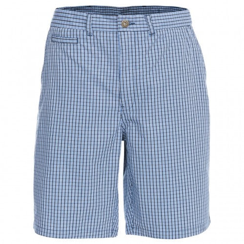 Front - Trespass Mens Quantum Casual Shorts