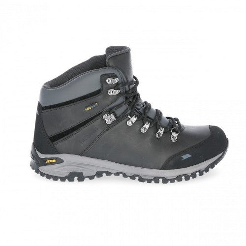Front - Trespass Mens Cantero Waterproof Hiking Boots