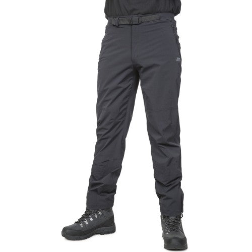 Front - Trespass Mens Stormed Adventure Trousers