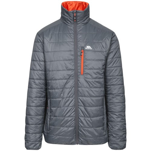 Front - Trespass Mens Norman Padded Jacket