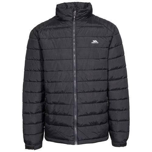 Front - Trespass Mens Darrell Padded Jacket