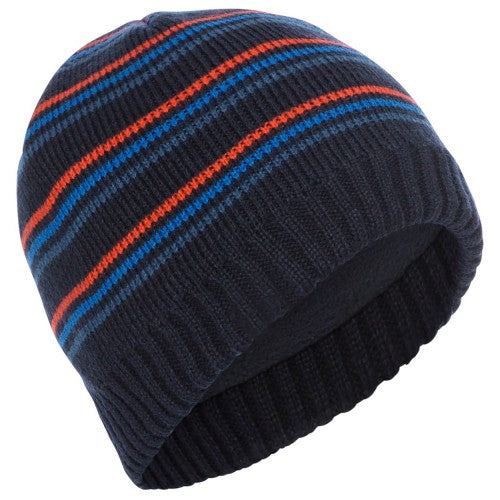 Front - Trespass Mens Ray Beanie Hat