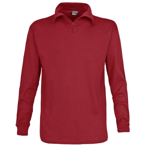 Front - Trespass Kids Boys Dolomite Ski Polo