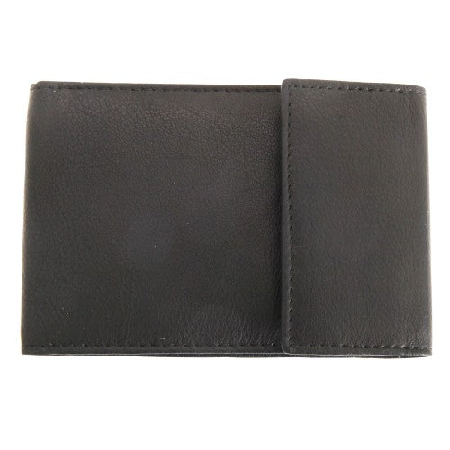Front - Forest Touch Fasten Bifold Card Holder Wallet