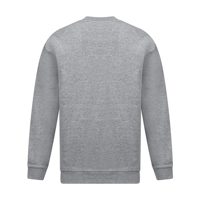 Navy - Front - Absolute Apparel Mens Magnum Sweat