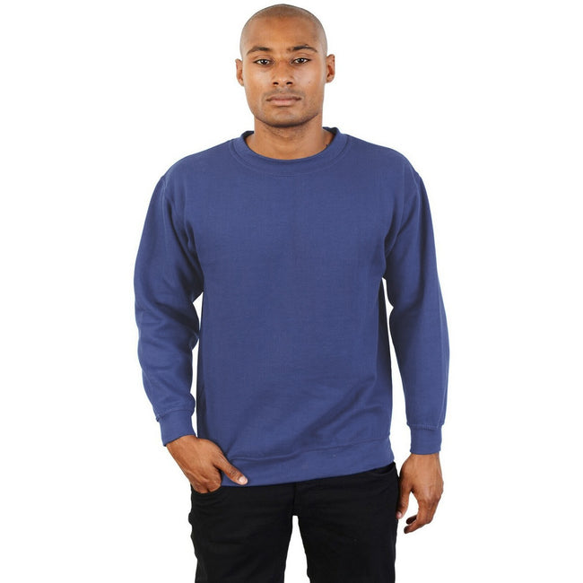 Sport Grey - Front - Absolute Apparel Mens Magnum Sweat