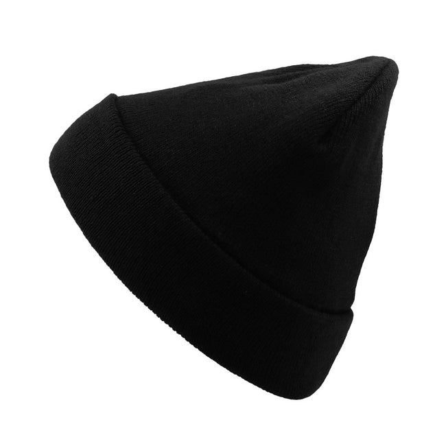 Brown - Front - Atlantis Pier Thinsulate Thermal Lined Double Skin Beanie