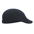 Khaki - Front - Atlantis Swing Brushed Cotton Flat Cap