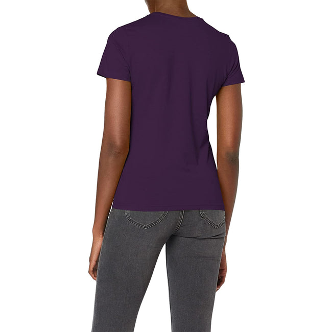 Bright Royal - Front - Stedman Womens-Ladies Classic V Neck Tee