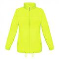 Atoll - Back - B&C Womens-Ladies Sirocco Lightweight Windproof, Showerproof & Water Repellent Jacket