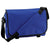 Bright Royal - Front - Bagbase Adjustable Messenger Bag (11 Litres)