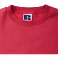 Classic Red - Lifestyle - Russell Mens Authentic Sweatshirt (Slimmer Cut)