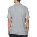 Sport Grey - Pack Shot - Gildan Mens DryBlend Adult Sport Double Pique Polo Shirt