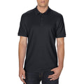 White - Pack Shot - Gildan Mens DryBlend Adult Sport Double Pique Polo Shirt