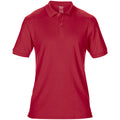 Black - Lifestyle - Gildan Mens DryBlend Adult Sport Double Pique Polo Shirt