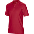 Black - Close up - Gildan Mens DryBlend Adult Sport Double Pique Polo Shirt