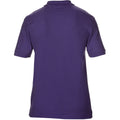 Light Blue - Lifestyle - Gildan Mens DryBlend Adult Sport Double Pique Polo Shirt
