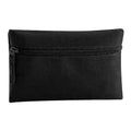French Navy - Front - Quadra Classic Zip Up Pencil Case