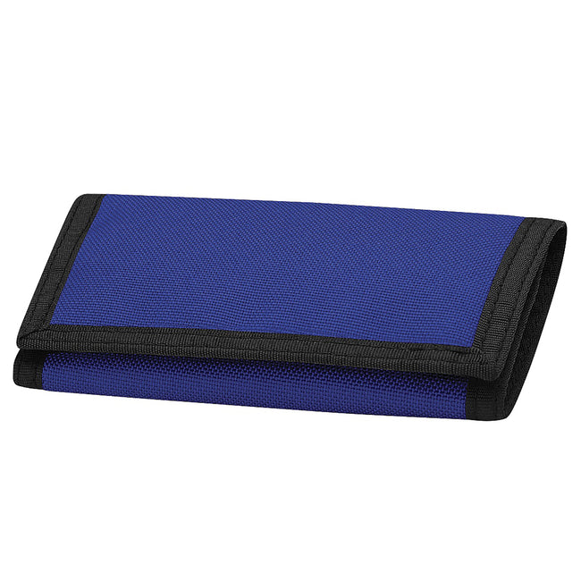 Bright Royal - Front - Bagbase Ripper Wallet (Pack of 2)