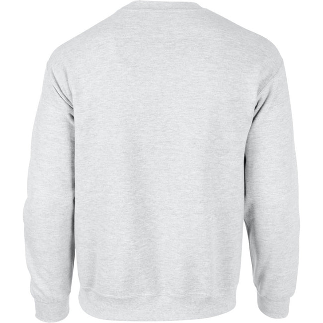 Navy - Lifestyle - Gildan DryBlend Adult Set-In Crew Neck Sweatshirt (13 Colours)