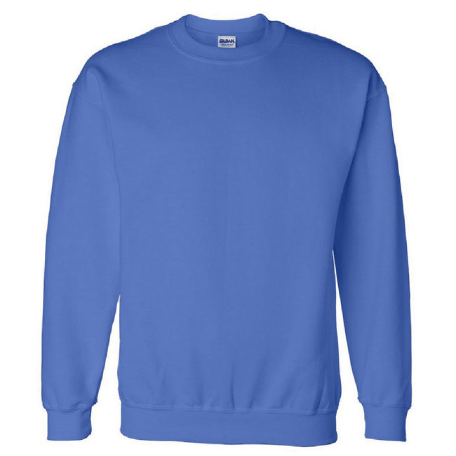 Forest Green - Lifestyle - Gildan DryBlend Adult Set-In Crew Neck Sweatshirt (13 Colours)