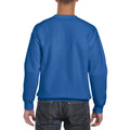 Royal - Lifestyle - Gildan DryBlend Adult Set-In Crew Neck Sweatshirt (13 Colours)