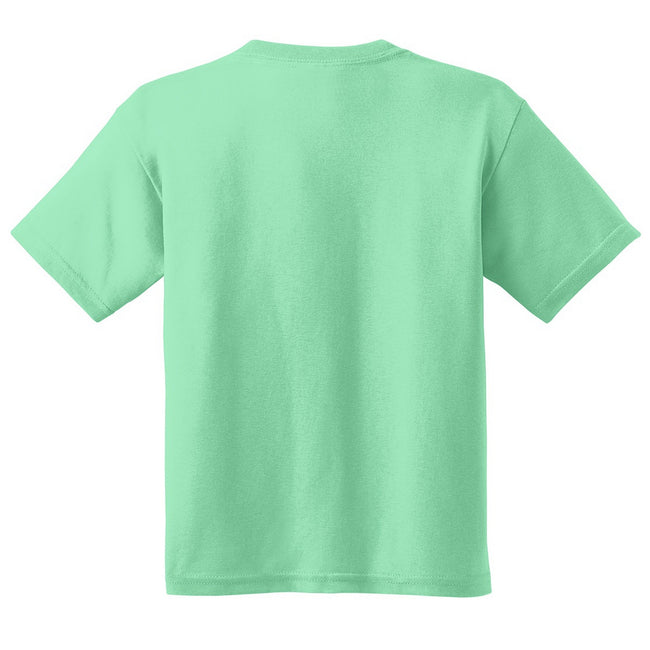 Cornsilk - Back - Gildan Childrens Unisex Soft Style T-Shirt