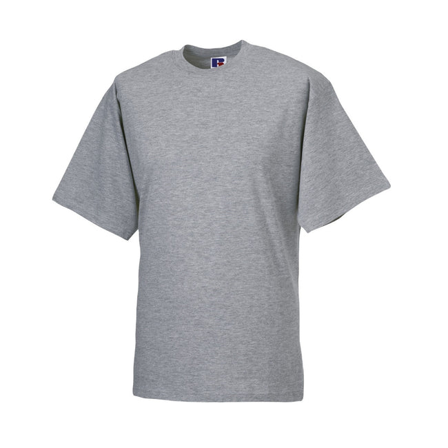 Lime - Front - Jerzees Colours Mens Classic Short Sleeve T-Shirt