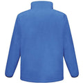 Electric Blue - Back - Result Mens Core Fashion Fit Outdoor Fleece Jacket