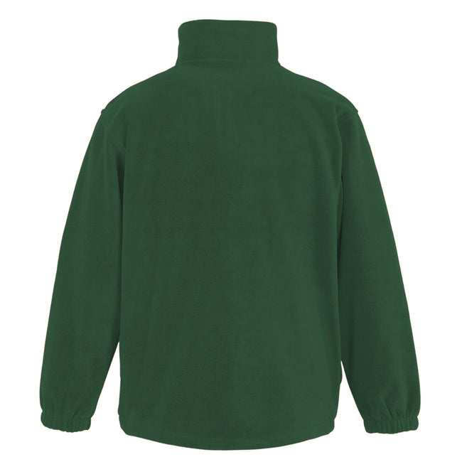 Black - Lifestyle - Result Mens Full Zip Active Fleece Anti Pilling Jacket