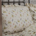 Ivory - Back - Belledorm Bella Mae Pillowcases (Pair)