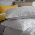 Grey - Front - Belledorm Stratford Continental Pillowcase