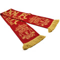 Red-White-Yellow - Back - Liverpool FC Official Football Feather Scarf