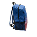 Blue-Claret - Lifestyle - FC Barcelona Official Football Fade Backpack-Rucksack