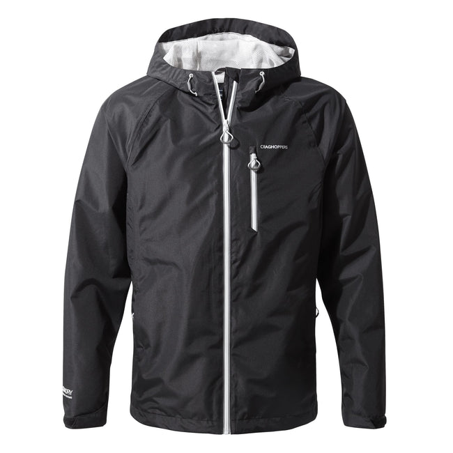Black - Front - Craghoppers Mens Crawney Jacket