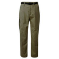 Black - Front - Craghoppers Outdoor Classic Mens Kiwi Stain Resistant Trousers