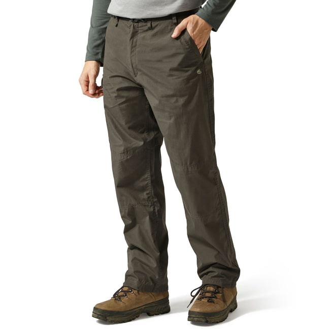 Bark - Back - Craghoppers Outdoor Classic Mens Kiwi Stain Resistant Trousers