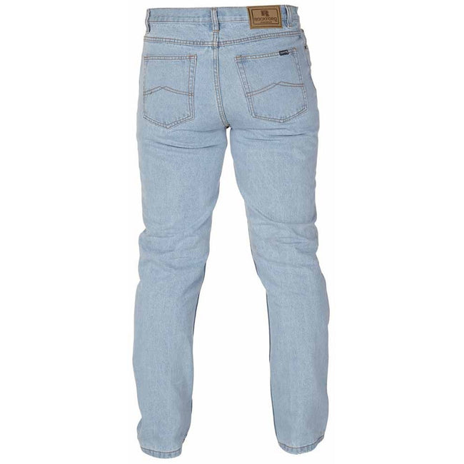 Dirty Denim - Back - Duke Mens Rockford Comfort Fit Jeans