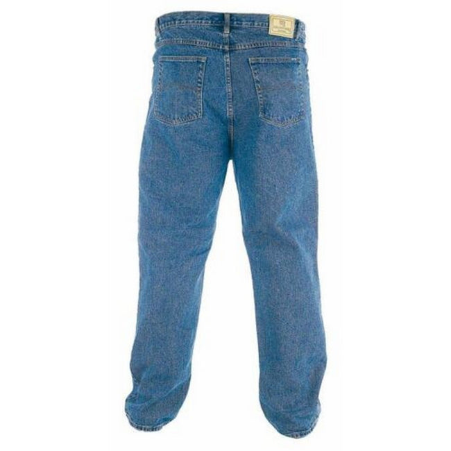 Bleach - Back - Duke Mens Rockford Comfort Fit Jeans